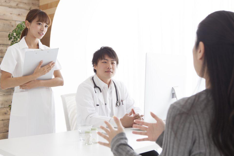 Nurse, doctor, patient, clinic, medical care