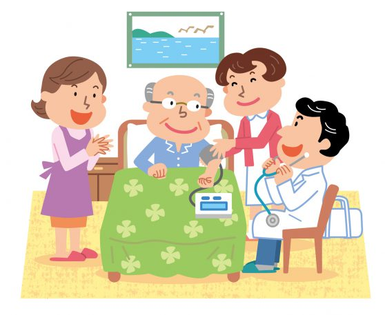 訪問診療 在宅医療 高齢者